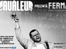 Auăleu prezintă Ferma @ Casa Tineretului Timișoara