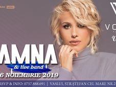 Amna & Live Band