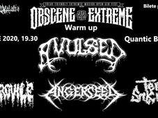 Obscene Extreme Warm-up - Avulsed