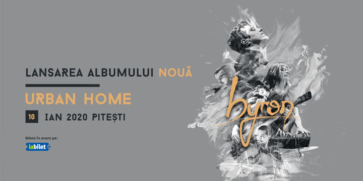 Pitesti: byron - Lansare album