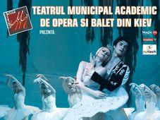 Lacul Lebedelor - Balet in 4 acte