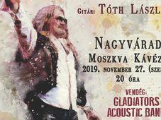 Oradea: Concert Rudan Joe