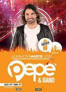 Pepe & Band // 1 martie // Berăria H