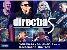 Sighisoara: Concert Directia 5 - Povestea Noastra