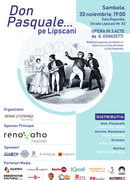Don Pasquale.. pe Lipscani