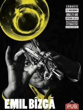 """Smooth Trumpet"" - Emil Bizga & Band - Live la The PUB Universitatii"
