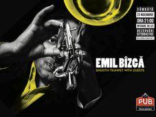 """Smooth Trumpet"" - Emil Bizga & Band - Live la The PUB Universitatii"