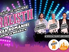 Finaliștii Vocea României 2019 cântă la Berăria H