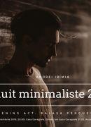 Andrei Irimia - Nuit Minimaliste 2.0 | L