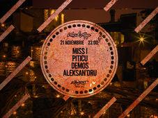 KatchApp x Expirat w. Miss I / Piticu / Demos / Aleksan'dru