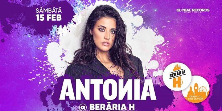 Antonia // 15 februarie // Berăria H