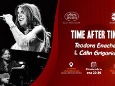 Time After Time: Teodora Enache & Călin Grigoriu