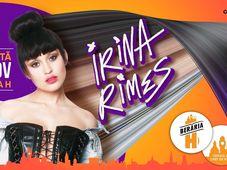 Irina Rimes // 16 noiembrie // Berăria H