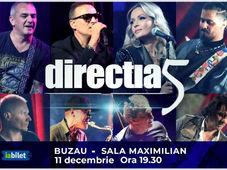 Buzau: Concert Directia 5