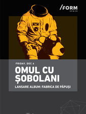OCS // Fabrica de Păpuși - Lansare Album // Cluj // 06.12