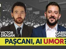 Pascani, ai Umor? Stand Up Comedy Show cu Gabriel Gherghe si Victor Dragan