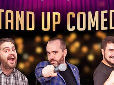 Stand-Up Comedy Show la Concorde Old Bucharest Hotel