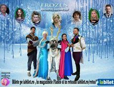 Alba Iulia: Frozen Regatul Inghetat
