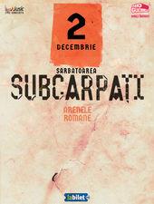 """Subcarpati - <font color=""""red"""">2</font> decembrie Arenele Romane"""