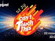 Can't Touch This cu Dj Jiji (80's - 90's Party)