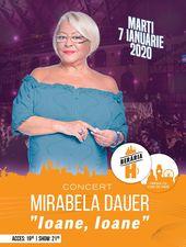 "Concert Mirabela Dauer - ""Ioane, Ioane"" @ Berăria H"