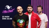 The Fool: Stand-up comedy cu Micutzu, Bordea și Radu Isac