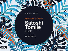 Satoshi Tomiie Live | New Year's Eve at Midi