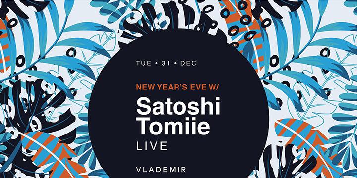 Satoshi Tomiie Live | New Year's Eve at Midi