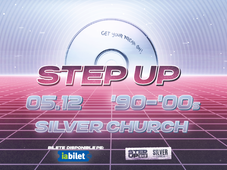 STEP UP 6: '90-'00s PARTY | Silver Church
