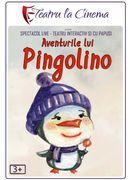 Aventurile lui Pingolino la Artist Café