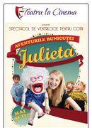 Aventurile bunicutei Julieta  la Artist Café
