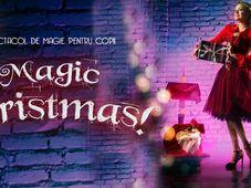 Magic Christmas la Artist Café