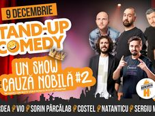 Stand-Up Comedy: Bordea, Vio, Sorin, Costel, Natanticu, Sergiu M
