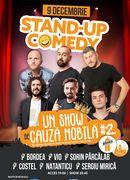Stand-Up Comedy: Bordea, Vio, Sorin, Costel, Natanticu, Sergiu M