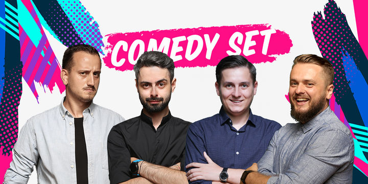 The Fool: Comedy Set