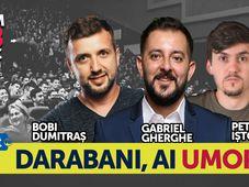 Darabani, ai umor? – Stand Up Show cu Gabriel Gherghe, Bobi Dumitraş şi Petrică Iştoc