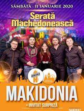 Serată Machedonească: Makidonia + Invitat Surpriză