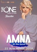 Bacau: Amna & Live Band