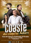 Oradea: Coaste din viata lui Adam