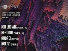 Krypton pres. Ion Ludwig / Herodot / Andrei / Noetic