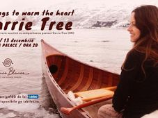 Carrie Tree - Live in Cluj - Songs to warm the hearts