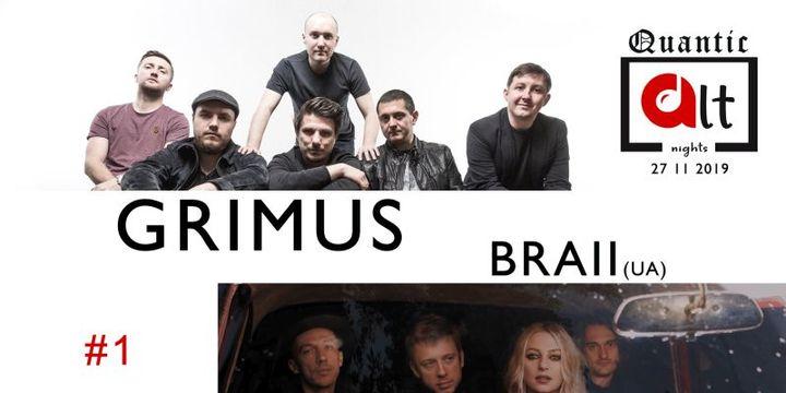 Grimus & Braii @ ALT Nights in Quantic