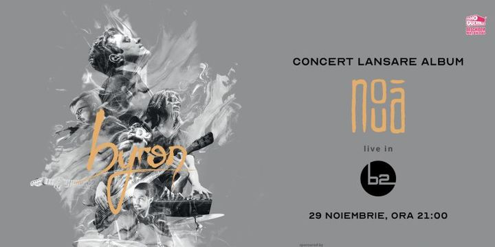 byron – lansare album la Iași în BarB2