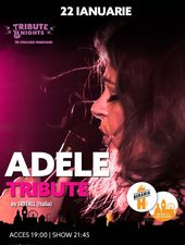 Adele Tribute Concert @ Tribute Nights