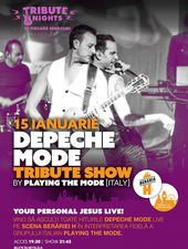 Depeche Mode Tribute Concert @ Tribute Nights