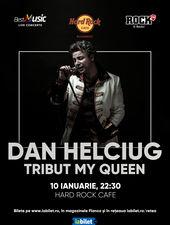 Concert Tribut Queen - My Queen cu Dan Helciug
