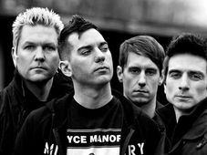 ANTI-FLAG in concert la Bucuresti