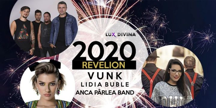 Revelion 2020 la Lux Divina