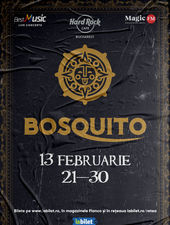 Concert Bosquito - Show Aniversar 20 de ani