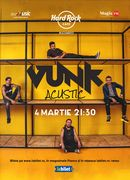 Concert VUNK - acustic